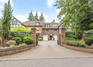Thumbnail 2 bed flat for sale in Woodleigh Mansions, Larch Avenue, Sunningdale, Berkshire