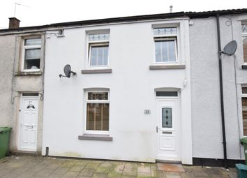 Thumbnail 2 bed terraced house for sale in Greenfield Street, New Tredegar