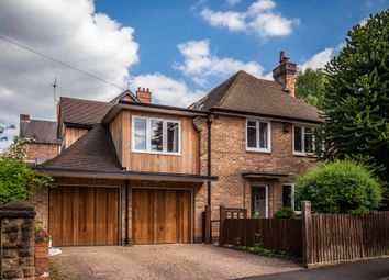 Thumbnail 5 bed detached house for sale in Grosvenor Avenue, Mapperley Park, Nottingham