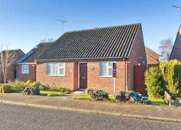 Thumbnail 2 bedroom semi-detached house to rent in Surlingham Drive, Swaffham