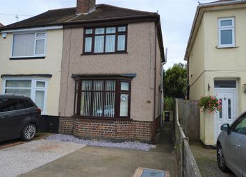 Thumbnail 2 bed semi-detached house for sale in Mount Drive, Bedworth, Warwickshire