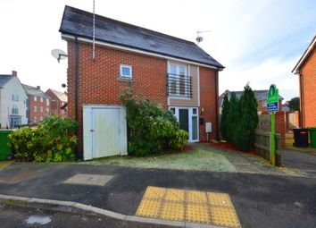 Thumbnail 1 bed terraced house to rent in Hewitt Road, Basingstoke