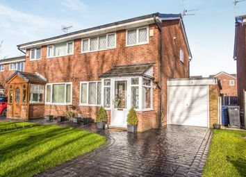 Thumbnail 3 bed semi-detached house for sale in Northlands, Leyland