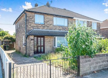 Thumbnail 3 bed semi-detached house for sale in School Road, Laughton, Sheffield