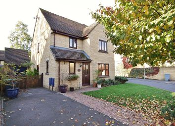 Thumbnail 4 bed detached house for sale in Stanton Close, Deer Park, Witney
