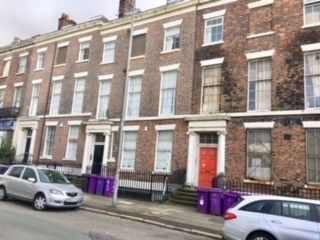 Thumbnail 1 bed flat for sale in Shaw Street, Liverpool City Centre