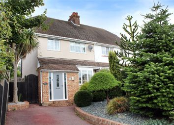 Thumbnail 3 bed semi-detached house for sale in Water Lane, Angmering, Littlehampton