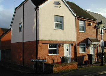 Thumbnail 2 bed end terrace house to rent in Denham Court, Atherstone