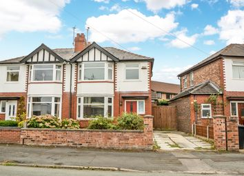 Thumbnail 3 bedroom semi-detached house to rent in Windsor Drive, Grappenhall, Warrington