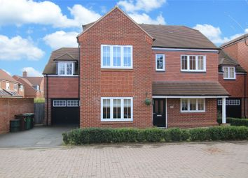 Thumbnail 5 bed detached house for sale in Scott Close, Kings Park, St. Albans, Hertfordshire