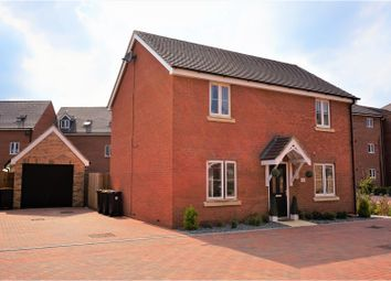 Thumbnail 3 bed detached house for sale in Colemore Grange, Shortstown