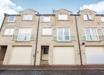 Thumbnail 4 bed terraced house for sale in Laureate Terrace, George Street, Hebden Bridge