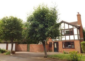Thumbnail 4 bed detached house for sale in Walcote Drive, West Bridgford, Nottingham