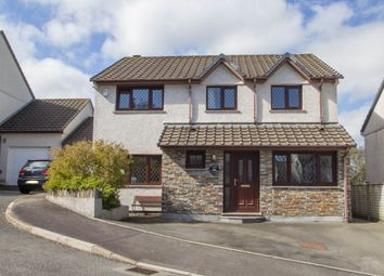 Thumbnail 4 bed detached house for sale in Anderton Close, Whitchurch, Tavistock