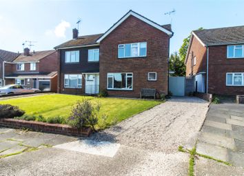 Thumbnail 3 bed property for sale in St. Catherines Drive, Faversham