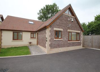 Thumbnail 3 bed detached house for sale in Wotton Road, Rangeworthy, Bristol