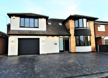 Thumbnail 5 bed detached house for sale in Normanby Road, Wollaton, Nottingham