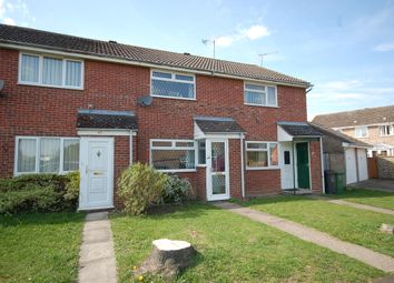 2 bed terraced house to rent in Shelley Way, Thetford, Norfolk IP24