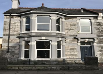 Thumbnail 7 bed terraced house to rent in Evelyn Place, Plymouth