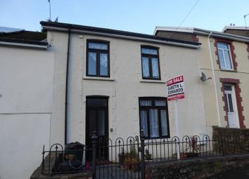 Thumbnail 3 bed property for sale in Fenton Place, Pontycymmer, Bridgend.