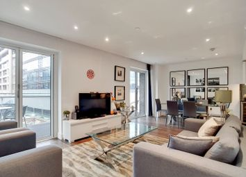 Thumbnail 3 bed flat to rent in Wiverton Tower, 4 New Drum Street, Aldgate, London