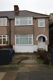 Thumbnail 3 bed end terrace house for sale in Hurley Road, Greenford