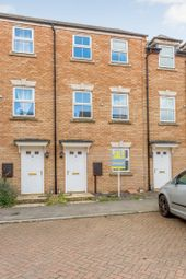 Thumbnail 3 bed town house for sale in Sparrow Close, Oakley Vale, Corby