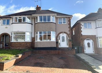 3 bed semi-detached house for sale in Coalway Avenue, Sheldon, Birmingham B26