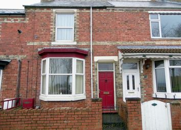 Thumbnail 3 bedroom terraced house for sale in Adelaide Terrace, Shildon