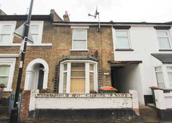 Thumbnail 3 bedroom terraced house to rent in Field Road, Forest Gate, London