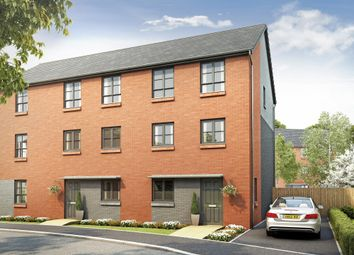 "Thumbnail 4 bedroom terraced house for sale in ""Leven"" at Whimbrel Way, Braehead, Renfrew"