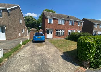 Thumbnail 3 bed semi-detached house for sale in Highland Tarn, Immingham