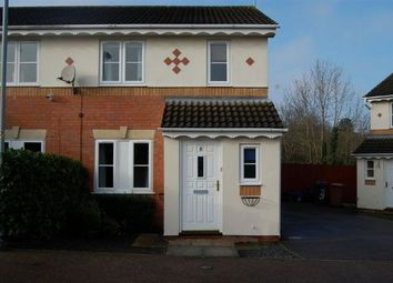 Thumbnail 3 bedroom semi-detached house to rent in Ripon Close, Sandringham Gardens, Northampton