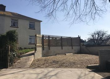 Thumbnail 3 bed semi-detached house for sale in Plainmoor, Torquay, Devon