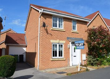 Thumbnail 3 bed detached house to rent in Trevorrow Crescent, Chesterfield