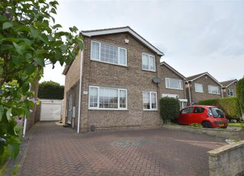 Thumbnail 3 bed detached house for sale in Allan Avenue, Littleover, Derby