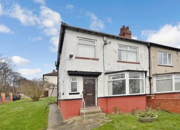 Thumbnail 3 bedroom semi-detached house for sale in Harehills Lane, Chapel Allerton, Leeds