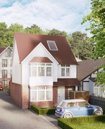 Thumbnail 3 bed detached house for sale in Brighton Road, Purley