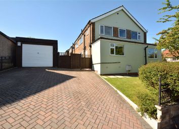 Thumbnail 3 bed semi-detached house for sale in Fartown, Pudsey, West Yorkshire
