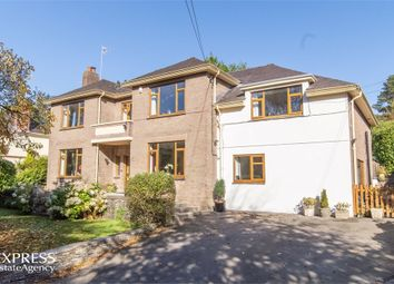 Thumbnail 6 bed detached house for sale in Cwmbach Road, Llanelli, Carmarthenshire