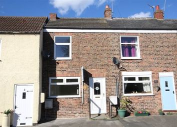 Thumbnail 2 bed terraced house to rent in Peartree Cottage, Hull Road, Cliffe