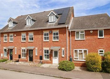 Thumbnail 3 bedroom terraced house for sale in Oriel Close, Wolverton, Milton Keynes, Bucks
