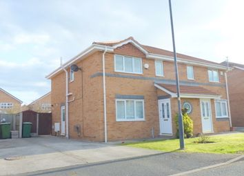 Thumbnail 3 bed semi-detached house to rent in Oakmere Close, Wirral