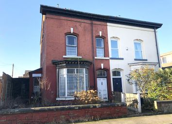 Thumbnail 5 bed semi-detached house for sale in Park Street, Farnworth, Bolton