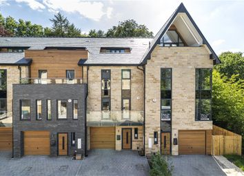 Thumbnail 5 bed town house for sale in Craiglands Gardens, Ilkley, West Yorkshire