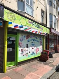 Thumbnail Retail premises for sale in Brighton, East Sussex