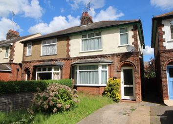 Thumbnail 3 bedroom semi-detached house to rent in Cowdray Avenue, Colchester