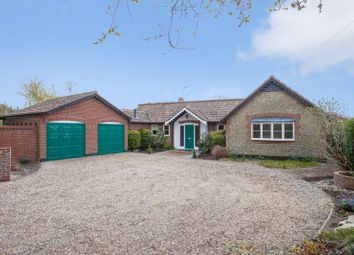 Thumbnail 4 bedroom detached bungalow for sale in Grove Road, Carlton Colville, Lowestoft
