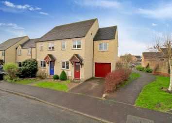 Thumbnail 3 bed semi-detached house to rent in Eton Close, Witney, Oxfordshire