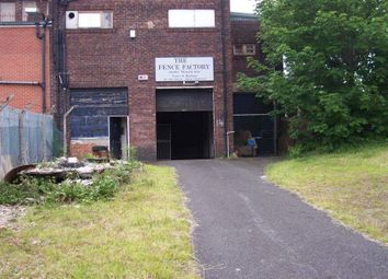 Thumbnail Light industrial to let in Lower Ground Floor, 14 Ridgeway Road, Manor Top, Sheffield